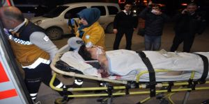 Başından vurulan hamile kadının bebeği hayatını kaybetti