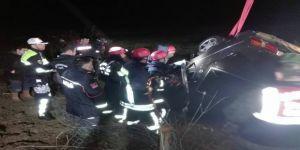 Feci kaza: 5 ölü, 1 yaralı