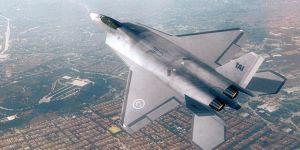 """Milli savaş uçağı """"süper bilgisayar""""lardan çıkacak"""
