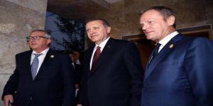 Türkiye-AB Zirvesi'nde konuşulacak konular