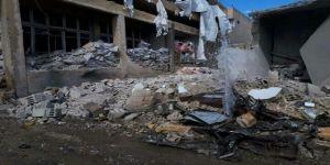 Cerablus'ta bombalı araç patladı: 13 yaralı