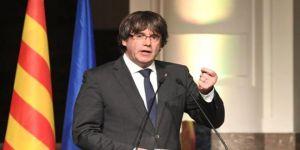 Katalan lider, yine gözaltında !
