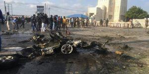 Somali'deki patlamada 5 kişi hayatını kaybetti