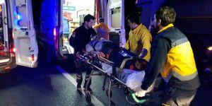 Feci kazada 1 kişi öldü 3 kişi yaralandı