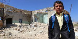 10 yaşındaki Yahya Türk askeri olmak istiyor