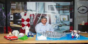 Yerli 3 boyutlu yazıcı Zaxe, Dubai'den yurtdışına açılıyor