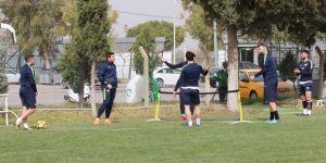 Akhisarspor'da Başakşehir maçı hazırlıkları başladı