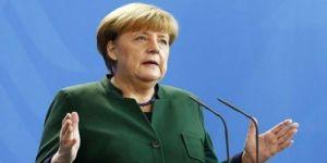 Merkel: Avrupa ile ABD ilişkileri darbe aldı