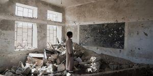 'Yemen'deki tüm çocuk neslinin eğitime erişimi kısıtlı'
