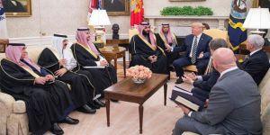 Suudi şirketler ile ABD şirketleri arasında 16 milyar dolarlık anlaşma