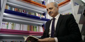 Kurtulmuş: Kütüphaneler yaşayan mekanlar olmalıdır