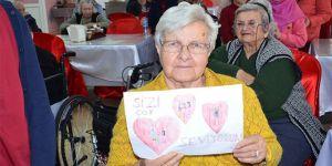 87 yaşındaki nineden Afrin'e duygu dolu mesaj