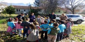 Okullarda 'organik tarım' eğitimi