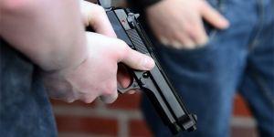 Pazar yerinde silahlı saldırı: 1 ölü