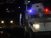 1 Polis Şehit, 1 Polis Ağır Yaralı