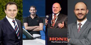 Honda Türkiye'de yeni dönem atamaları gerçekleşti