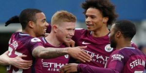 Manchester City, Everton'u 3-1 mağlup etti