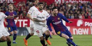 Barcelona'dan sürpriz puan kaybı