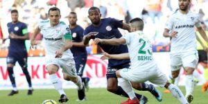 Antalyaspor: 2 - Bursaspor: 0
