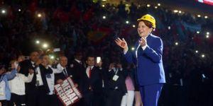 İYİ Parti'de kurultay heyecanı... Akşener yeniden genel başkan