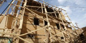 Tescilli Evler Restore Ediliyor