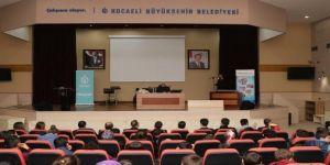 Bilgievleri öğrencileri, Yavuz Bahadıroğlu ile buluştu