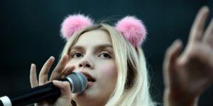 Aleyna Tilki, şarkı sözlerini unuttu!