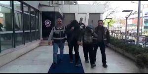 Güvenlik kamerası ortaya çıktı, hırsızlar tutuklandı