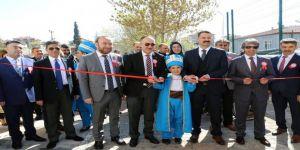 Otizmli çocuklara özel park
