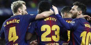 Barcelona, Roma'ya şans tanımadı: 4-1