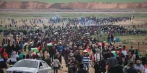 Gazze'deki dönüş yürüyüşünde ölü sayısı 20'ye yükseldi