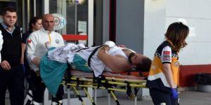 Silahlı saldırı: 2 yaralı