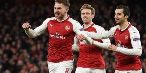Arsenal, yarı finale göz kırptı