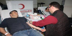 Avukatlardan kan bağışı