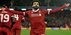 Şampiyonlar Ligi'ne Muhammed Salah damga vurdu