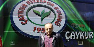 ÇAYKUR Rizespor'dan taraftara destek çağrısı