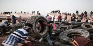 İsrail'den, Gazze'ye lastik girişine engel