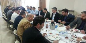 TÜMSİAD Gebze, üyeleriyle tanışma toplantısı