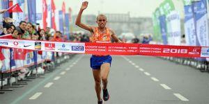 Vodafone 13. İstanbul Yarı Maratonu'ndan rekor çıktı