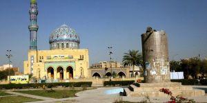 Saddam heykelinin devrilmesinin 15. yıl dönümü
