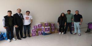 12. sınıf öğrencisinden örnek proje