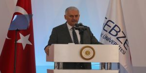 Başbakan, Gebze'de konuştu!