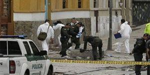 Bombalı saldırı sonucu 8 polis öldü