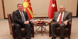 Başbakan Yıldırım'dan iki önemli görüşme!