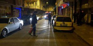 Otomobildeki gaz kaçağı mahalle sakinlerini tedirgin etti