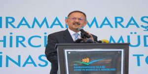 Bakan Özhaseki'den ABD'nin DEAŞ açıklamalarına tepki