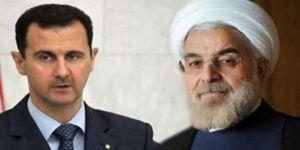 Ruhani ve Esad'dan telefon görüşmesi