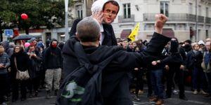 Fransa'daki grevler ekonomiyi kötü etkiledi