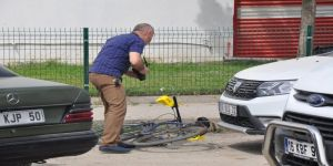 Engelli genç bir günde hem otobüs hem otomobil hem de bisiklet çaldı