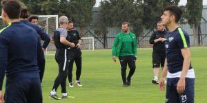 Akhisarspor, Galatasaray maçı hazırlıklarını sürdürüyor